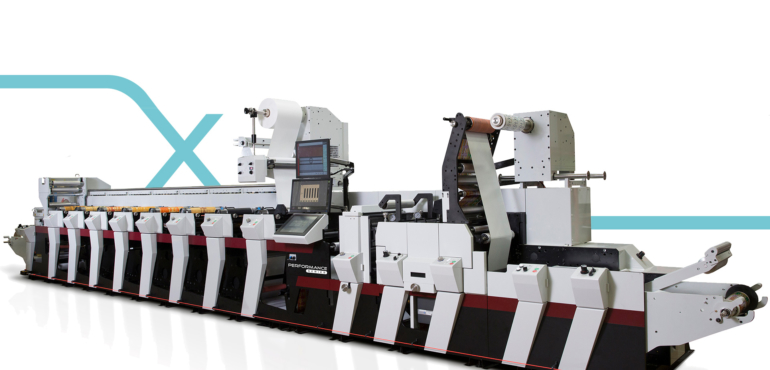 mark andy press P7 flexo flexprinter